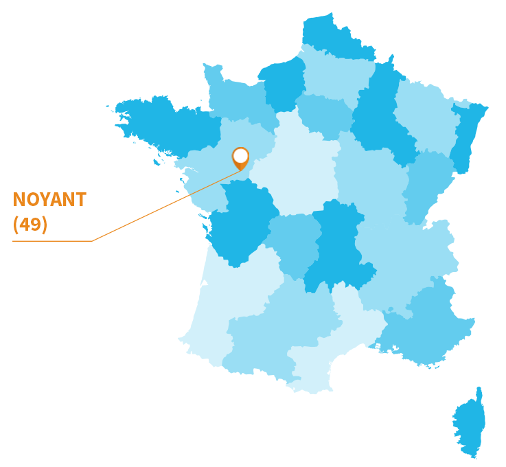 Map France B